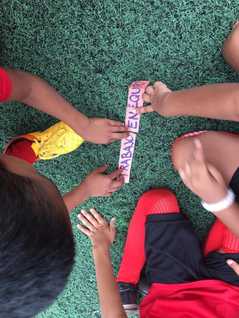 Fundación Fútbol con corazón comparte kit para acompañar y medir tu ONG