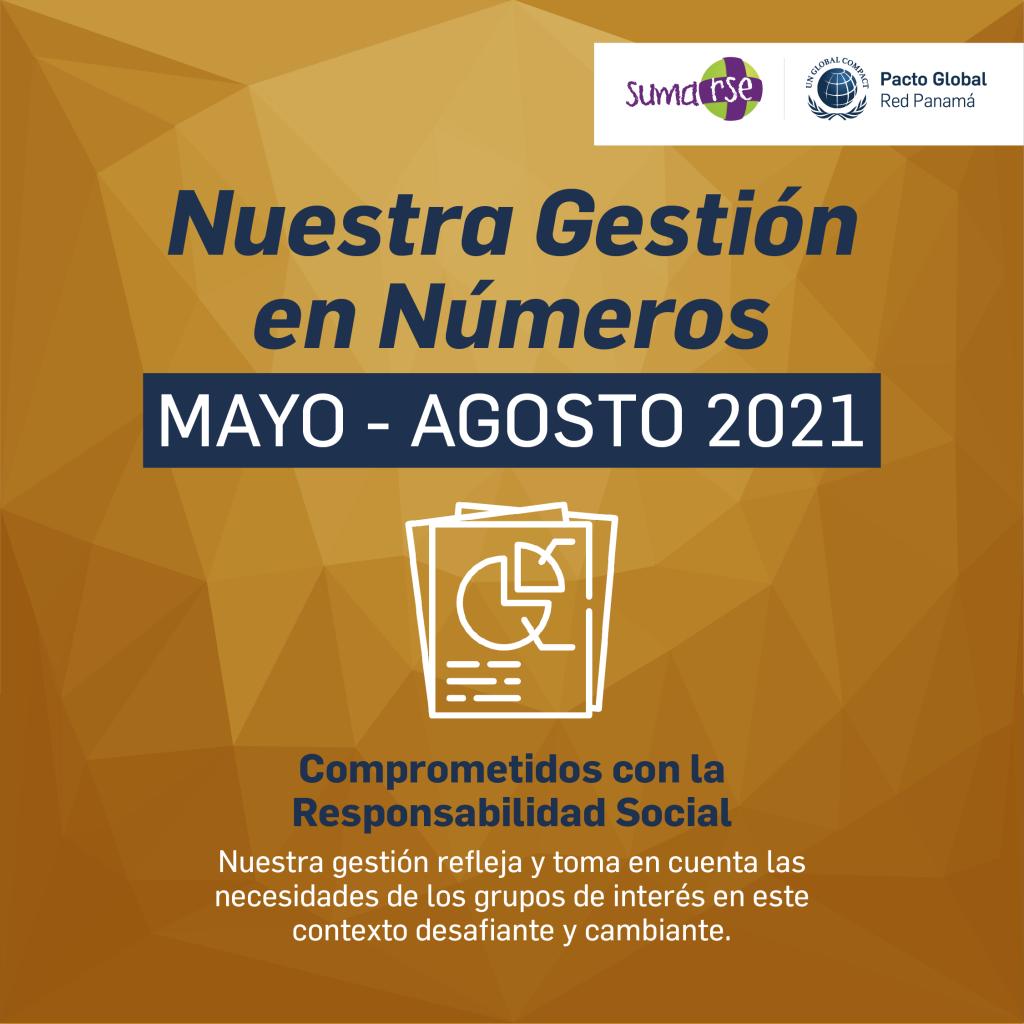 """Presentamos """"Nuestra Gestión mayo – agosto"""""""